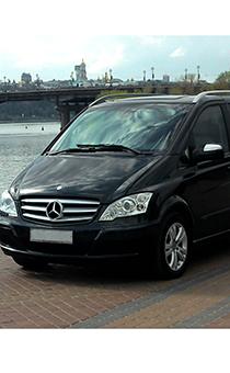 Минивэн такси Тарханкут - Штормовое